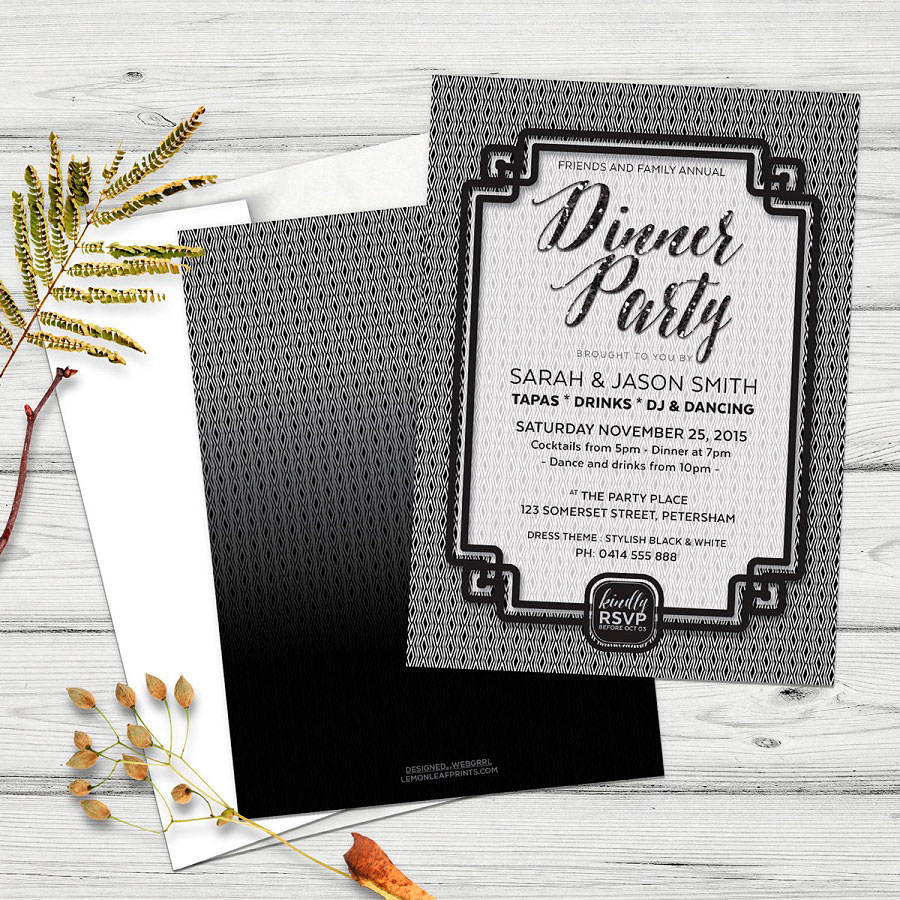 1A-BlackWhite-DinnerParty-5X7-MOCKUP-2-900