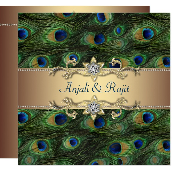 emerald_green_gold_royal_indian_peacock_wedding_card