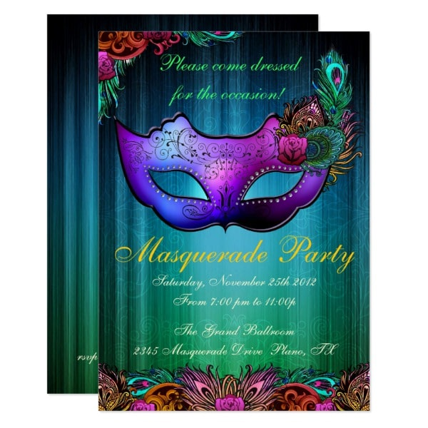 masquerade_party_celebration_peacock_invitation