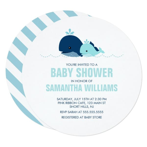 mom_and_baby_whale_boy_baby_shower_card