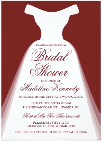 bridal_dress_wedding_shower_card