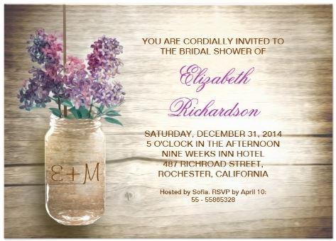 country_rustic_mason_jar_bridal_shower_invitations