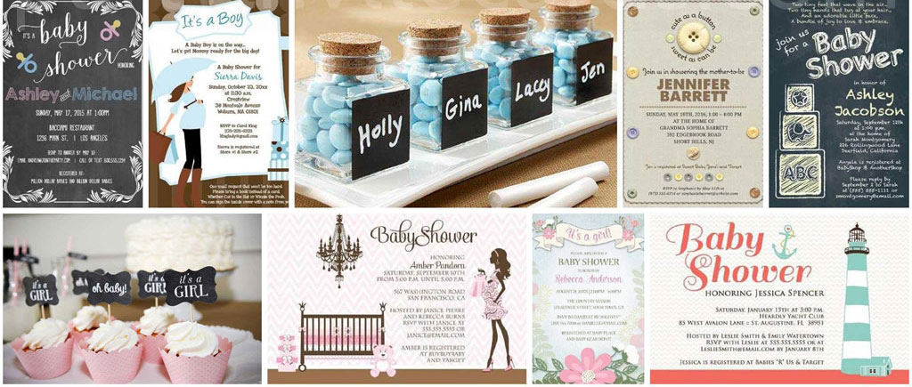 Baby Shower invitations - Baby Shower party ideas