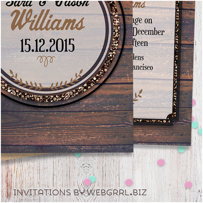 1a-closeup-WoodTimber-5x7-WEDDING-invite