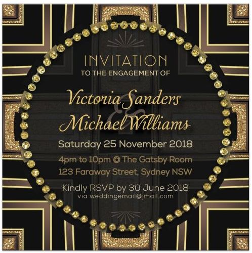 art-deco-gold-circle-gems-wedding-engagement-invitationB
