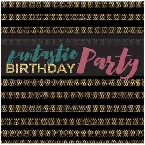 glam-fx-black-gold-stripes-birthday-party-invitation