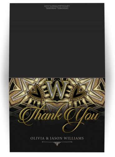 gold-black-elegant-monogram-thank-you-card
