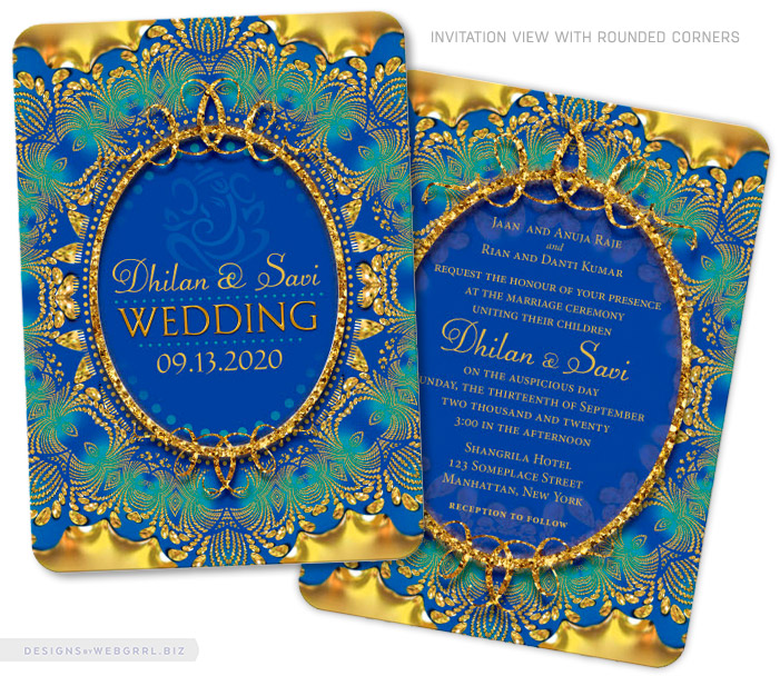 Announce Your Wedding With Boho Chic Charm This Peacock Feathers Invitation Is The Perfect