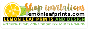 shop unique customizable invites and card designs by webgrrl at lemonleafprints.com