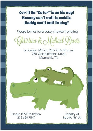 nantucket-alligator-customized-boy-baby-shower