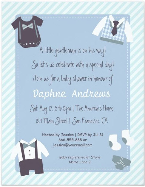 little_gentleman_baby_boy_shower_party_invitations