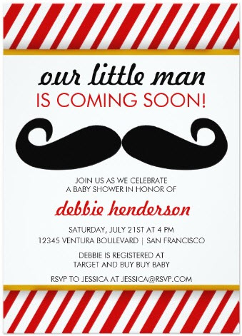 red_white_mustache_baby_shower_invitation