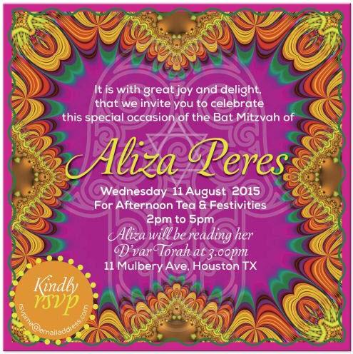 tropical-fiesta-of-colors-bat-mitzvah-invitation