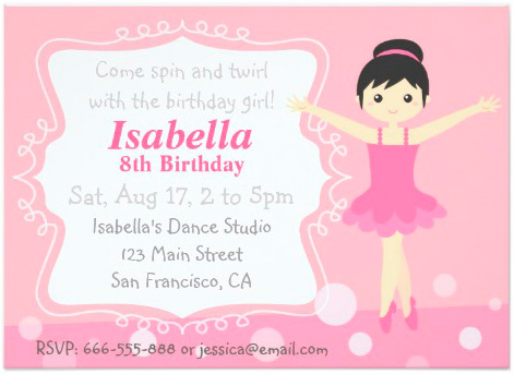 cute_ballerina_in_pink_girl_birthday_party_4_5x6_25_paper_invitation_card
