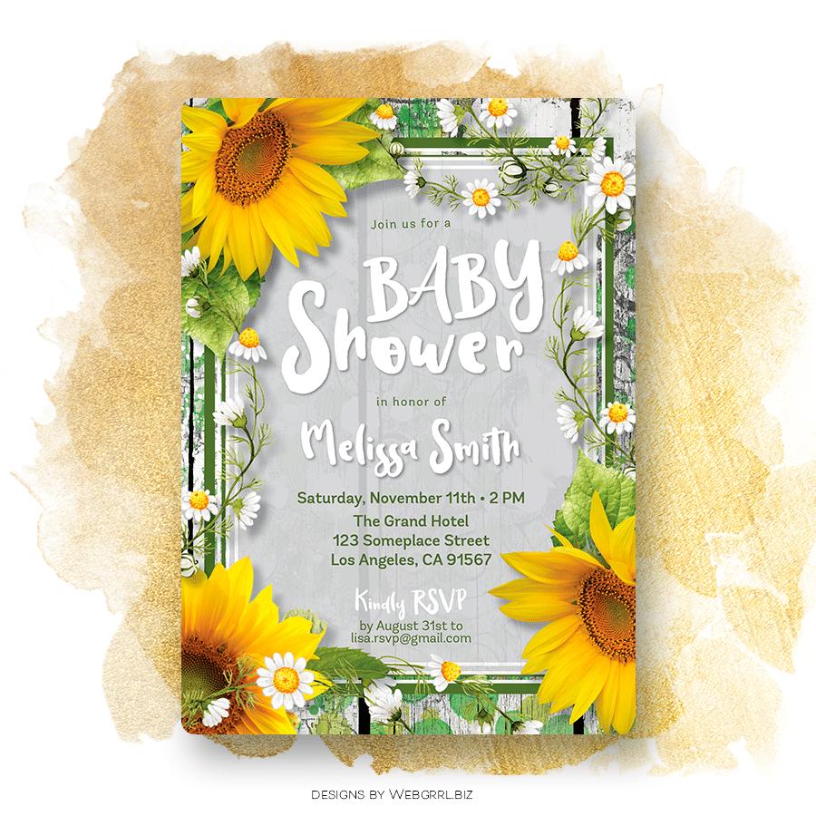 Sunflower-Urban-Rustic-BabyShower-Invitation-A7-MU900