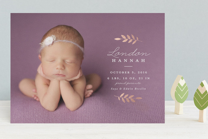 foil-pressed-birth-announcements1