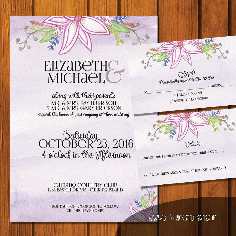 bohemian-invitation-floral-watercolor