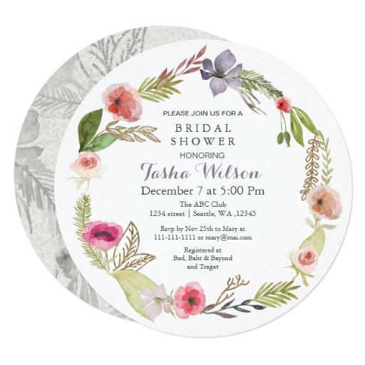 boho_floral_garden_bridal_shower_invitations