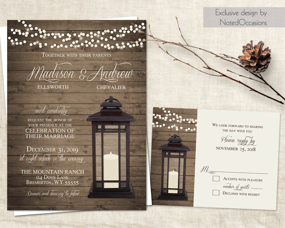 lantern-wedding-invitations-rustic