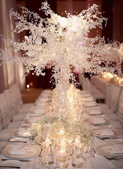 winter snow wedding ideas