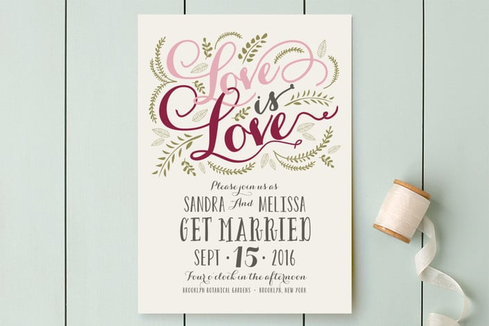 Three-Words-print-it-yourself-wedding-invitations