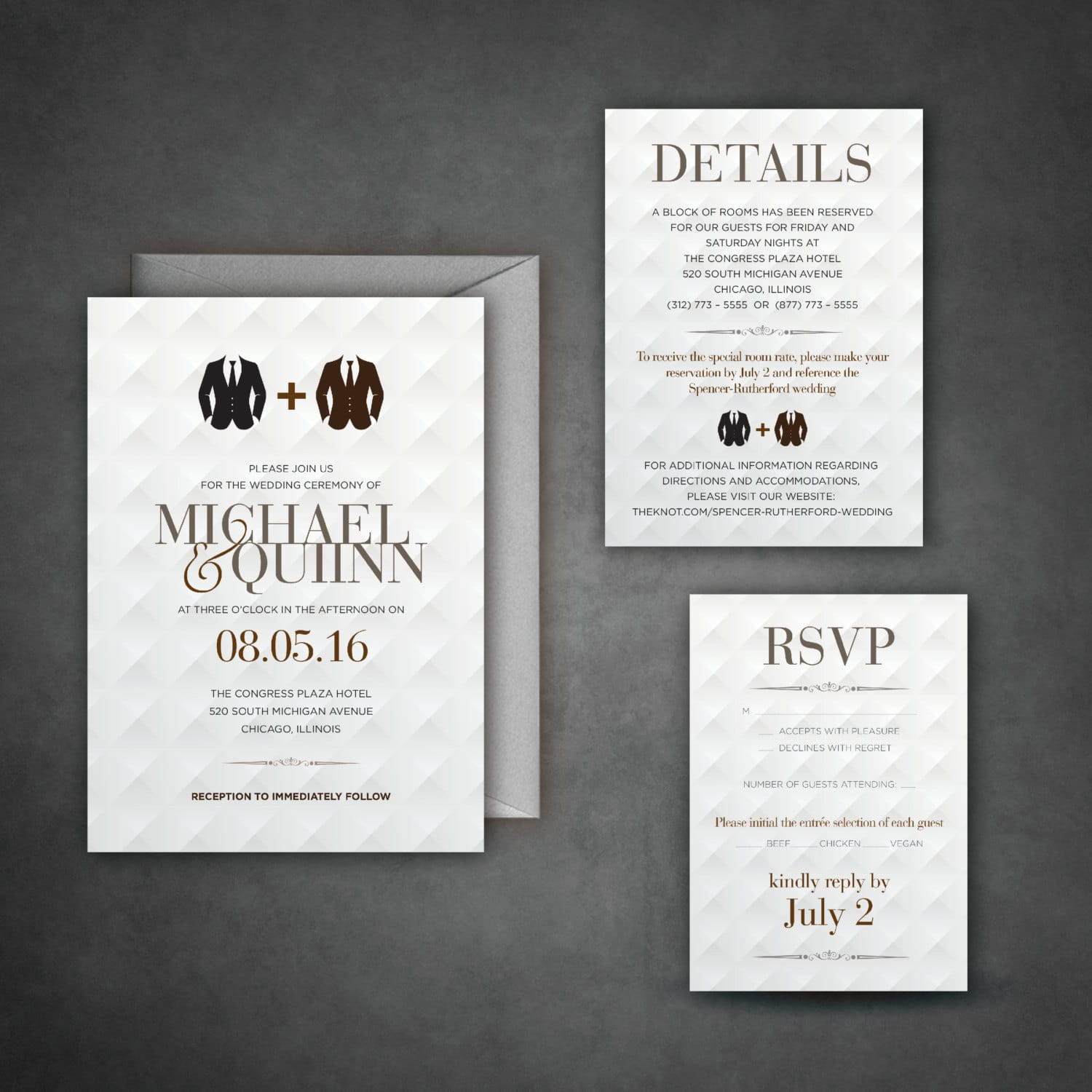 the-quinn-masculine-wedding-invitation
